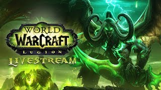 WORLD OF WARCRAFT | LEGION | LEVELING ALTS