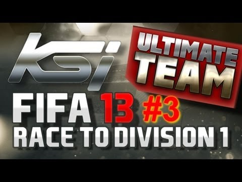 FIFA 13   Race To Division One   Ultimate Team   EMENIKE!!!! #3