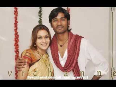 Danush With Wife Aishwarya Official Family Album video
