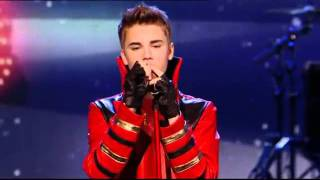 The X Factor Justin Bieber Mistletoe Live Hd Read Description