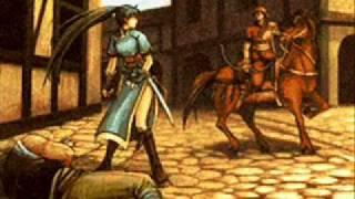 Fire Emblem 7 Soundtrack - 06 Winds Across the Plains