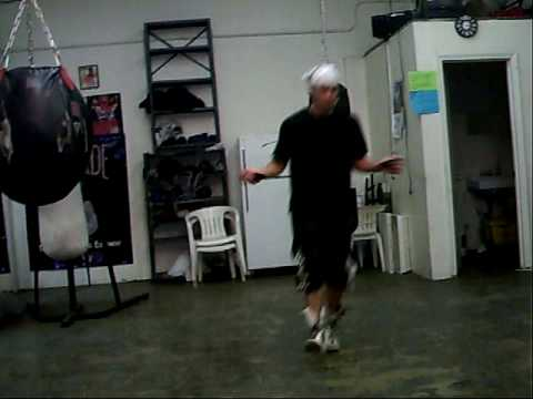 Jump Rope Boxing Training Image 1