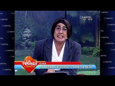 VIDEO: SKETCH: CARLOS VALVERDE Y AMALIA PANDO DESCUBREN MÁS CASOS