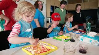 Children's Museum of Tacoma: Play to Learn Outreach Program