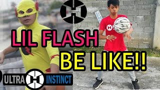 Lil Flash Be Like! - By Ultra Instinct