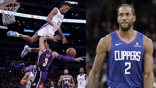 "NBA ""He's Not Human"" MOMENTS"
