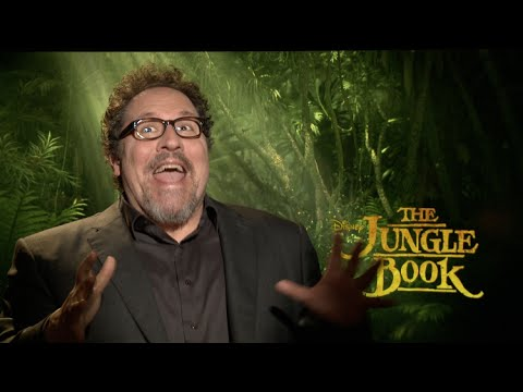 THE JUNGLE BOOK Interviews - Jon Favreau And Neel Sethi