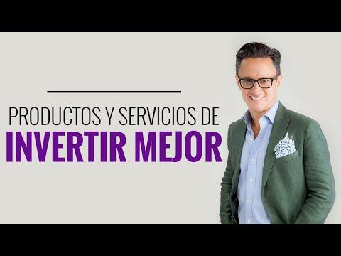 Nuevos Productos y Servicios de Invertir Mejor / Juan Diego Gómez