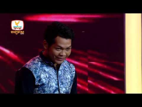 The Voice Cambodia - Sun Liheang - Noek Oun Pel Pleang - 24 Aug 2014