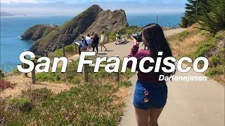 Travel Diary 01 : San Francisco