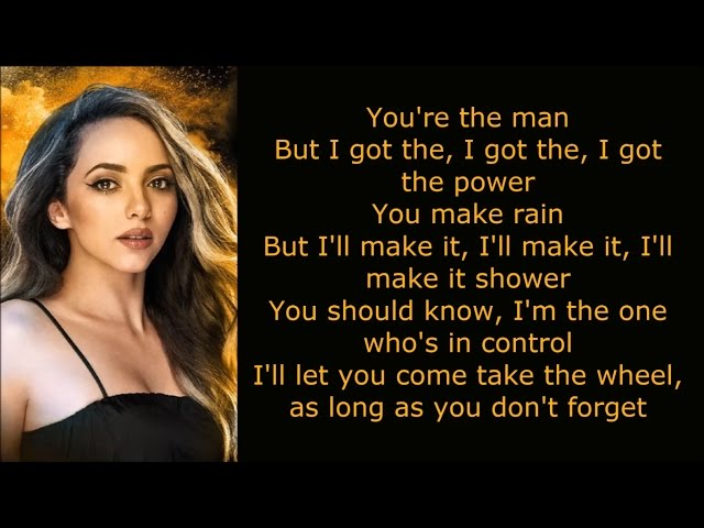 Little Mix ~ Power ~ Lyrics (+Audio) thumbnail