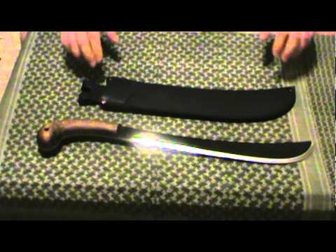 Condor Golok Machete Review