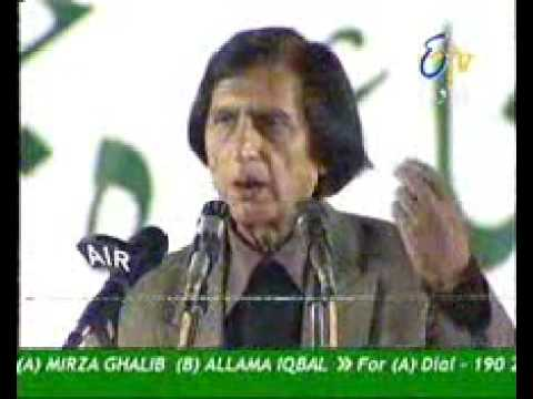 Wasim Brelvi (etv Urdu Mushaira) video