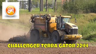 Slurry 2019 | Challenger TerraGator 2244 self propelled liquid manure spreader