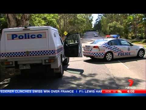 Man Shot Dead By Police - Tewantin, Queensland (2014)