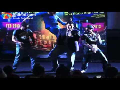Prabhu Deva, Remo Launch Any Body Can Dance Movie Trailer