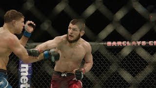 UFC 229: Khabib Nurmagomedov - My Dream is to Smash This Guy