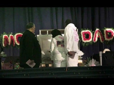 Jonylah Watkins Funeral