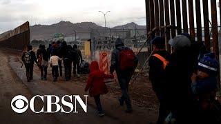 "Trump says ICE will deport ""millions"" of undocumented immigrants"
