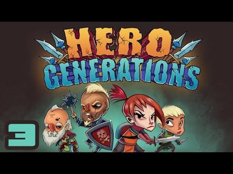 So.... Close!.... No... - Let's Play Hero Generations - Part 3