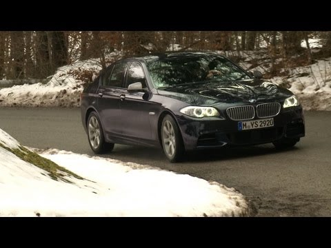 BMW M 550d: Die 381-PS-Diesel-Rakete im Video-Test