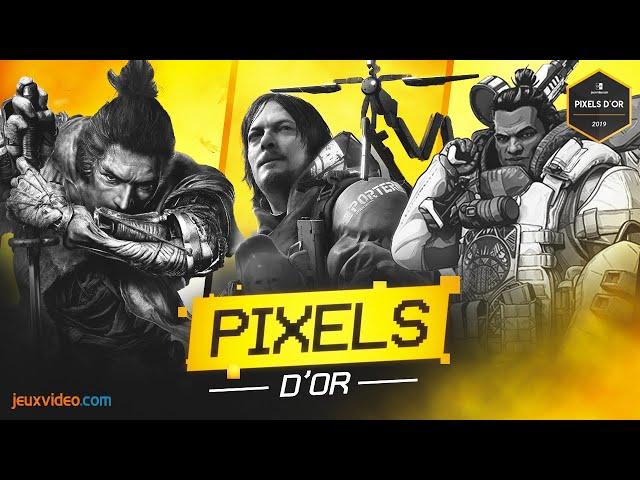 Les Pixels d'Or : Les meilleurs jeux de l'année 2019 thumbnail
