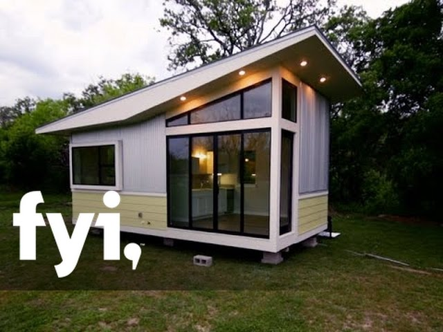 Tiny House Hunting: Less is More in a Modern Studio (S2, E7)