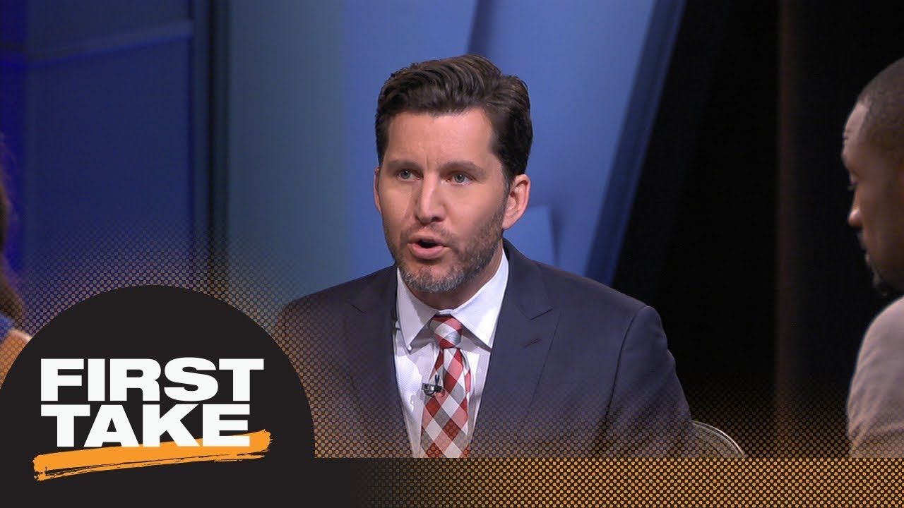 Will Cain explains why Kevin Durant and LeBron James can't be teammates | First Take | ESPN