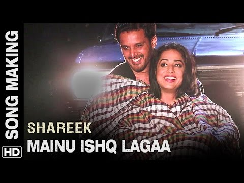 Mainu Ishq Lagaa | Song Making | Shareek