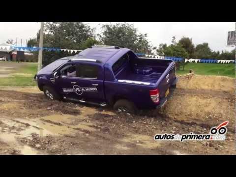 FORD RANGER: se presentó en Colombia la nueva pick up en versiones XLT y Limited.
