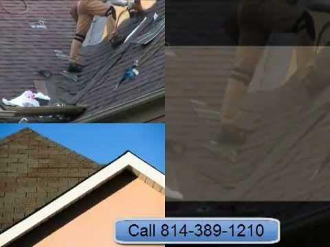 Commercial Roofing State College PA 814-389-1210 Contractors Roof Repair Roof Replacement 16801