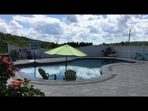 Step by Step Gunite Pool Installation