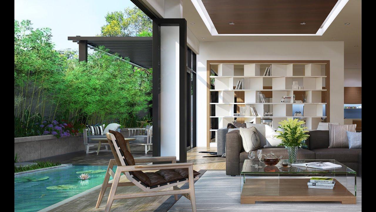 T ng h p video clips thi t k n i th t eke interior for Eke interior design