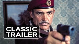 A Bridge Too Far Official Trailer #1 - Sean Connery, Michael Caine Movie (1977) HD