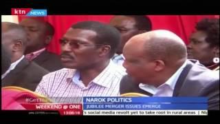 Narok rivalry between Tunai and Ole Ntutu