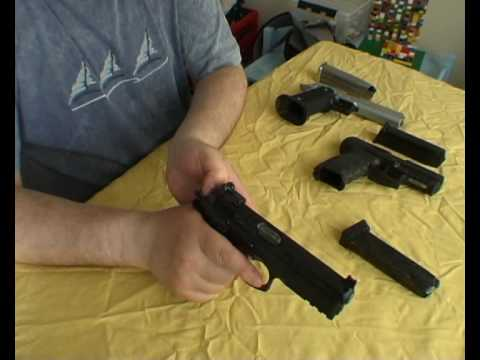 Gun review CZ 75 SP-01 Shadow vs HK P30 and STI Edge. pt 2 - 3