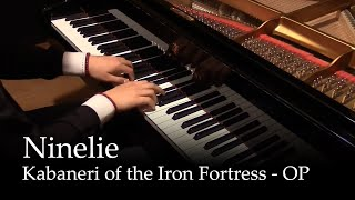 Ninelie - Kabaneri of the Iron Fortress ED [piano]
