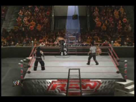 Smackdown vs RAW 2010 CAW Road to Wrestlemania part 10