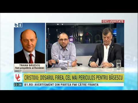Replici dure intre Traian Basescu si Oreste Teodorescu