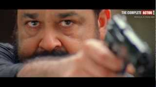 Spirit - Karmayodha Malayalam Movie Official Trailer HD: Mohanlal, Major Ravi