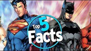 Top 10 Upcoming DC Comic Movies