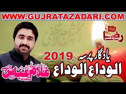 Yadgar Pursa Alvida Alvida 2019 | Zakir Ghulam Abbas Japa || Raza Production