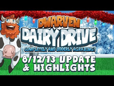 Christmas Charity Livestream 2013 – Week 1 Update!