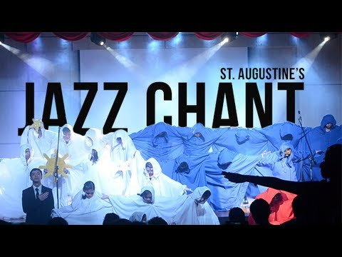 Jazz Chant Champion - Notre Dame Of Greater Manila (9-st. Augustine) video