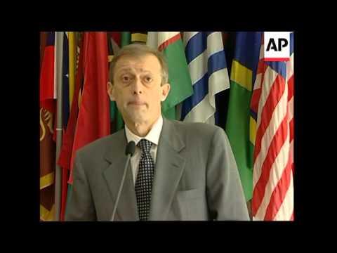 EU's special envoy for Myanmar Piero Fassino meets Thai FM