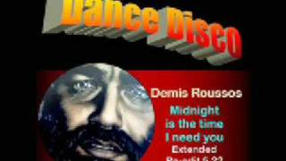 Demis Roussos: Midnight is the time I need you (Extended re-edit)