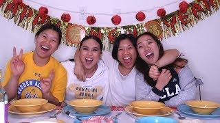 PERFECT 10 Dumpling Making CHALLENGE!