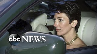 Ghislaine Maxwell behind bars as new details emerge l ABC News
