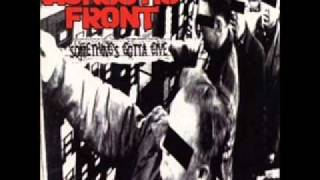 Watch Agnostic Front Blinded video