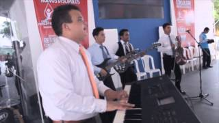 Cantad/Sing out By Luz a las naciones Ministries Centro Familiar Cristiano Sincelejo